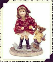 "Boyds Dollstone ""Brooke with Joshua..f..Puddle Jumpers"" #3551* 1E* NEW *... - $19.99"