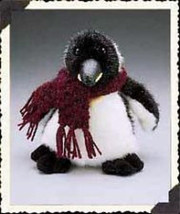"Boyds Bears ""Tuxie Waddlewalk"" #55500-  8"" Plush Penquin - NWT- 1999- Retired - $16.99"