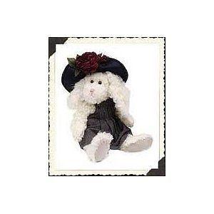 "Boyds Bears""Rosalynn P. Harington II"" 12""Mohair Rabbit* #5901400-01* New* 2000"