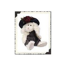 "Boyds Bears""Rosalynn P. Harington II"" 12""Mohair Rabbit* #5901400-01* New* 2000 image 1"
