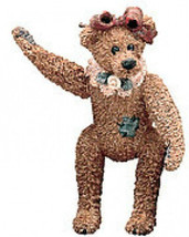 "Boyds Shoe Box Bear ""Gertrude 'Gerti' Grizberg"" #3201- NIB- 4.5"" - 1996 ... - $9.99"