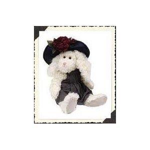 "Boyds Bears""Rosalynn P. Harington II"" 12""Mohair Rabbit* #5901400-01* New* 2000 image 2"