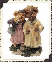 "Boyds Bearstone ""Momma Berriproud w/Jamie.. Sieze The Day"" #227755-1E -NIB-2000 image 2"