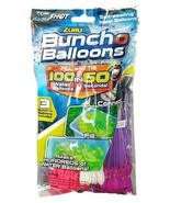 Bunch O Balloons, 100 Self-sealing Water Balloons - New / Sealed - $9.85