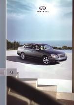 2005 Infiniti Q45 brochure catalog US 05 Q Nissan Cima - $10.00