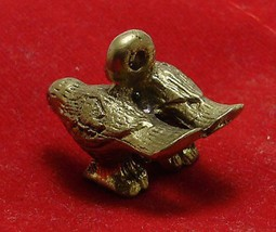 DUO SALIKA MAGIC BIRDS PENDANT THAI REAL HOT AMULET LUCKY LOVE APPEAL ATTRACTION image 4