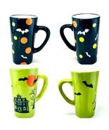 Vintage Halloween Holiday Coffee Mug By Home Tea Hot Cocoa Cups - $14.99