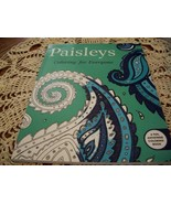 Paisleys Coloring for Everyone  - $15.00