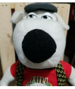 """Family Guy Brian Griffin 2006 Stuffed Plush Dog Poker Dealer Outfit 15"""" ... - $19.99"""