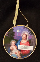 "AVON 3"" STAR OF BETHLEHEM NATIVITY ORNAMENT - $9.00"