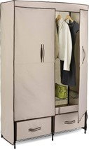 Closet Organizer Portable Wardrobe Clothes Stor... - $91.07