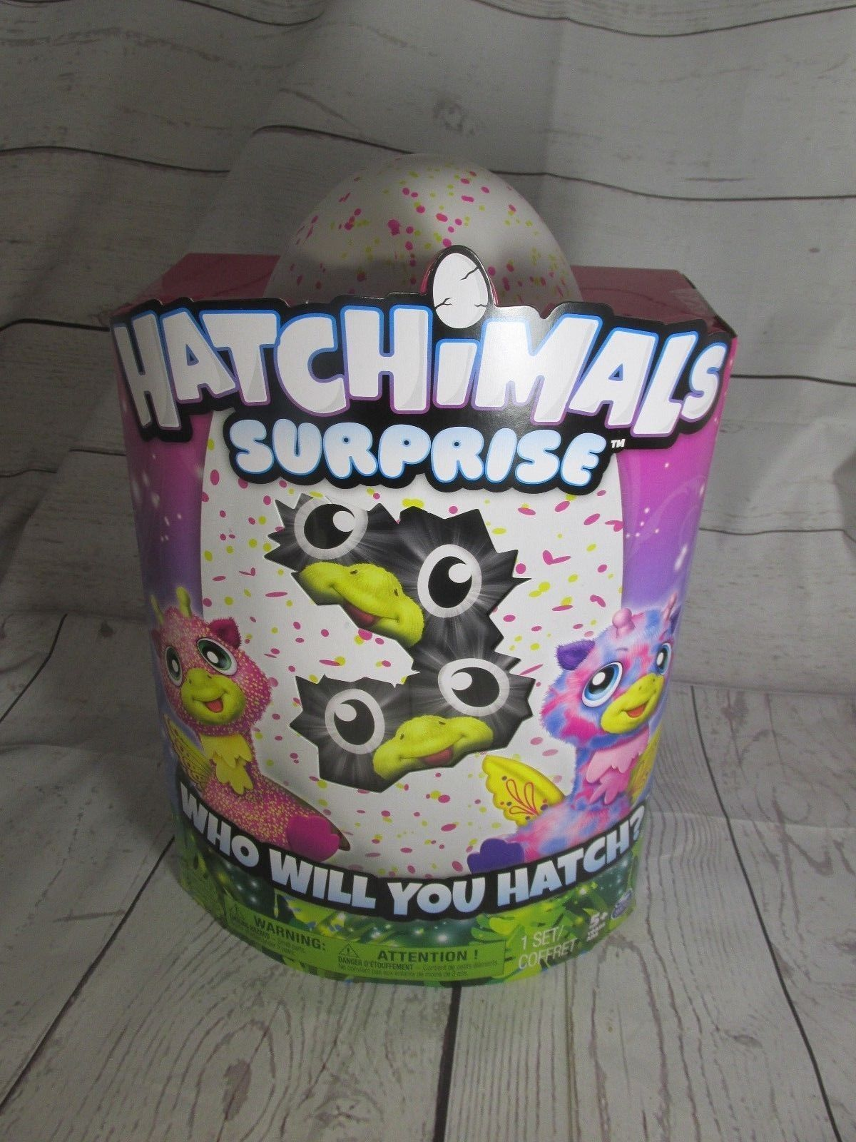 Hatchimals Suprise Twins Giraven NIB