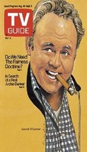 All In The Family/Carroll O'Connor TV Guide Magnet - $5.99