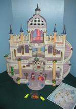 Vintage Playmobil #3019 Fairy Tale Castle 100% Complete/EXC-EXC+ (C) (ret.) - $225.00