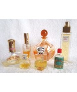 Mixed Lot Perfume ORCHIDEE, 5th Avenue, L'EFFleur, Red, 4711, Gardenia - $35.00