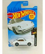 Hot Wheels 96 Porche Carrera Nightburnerz White - $5.04