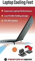 Laptop Cooling Feet, Improves Laptop Cooling Performance. Works With Al... - €21,27 EUR