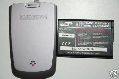 OEM SAMSUNG T619  BACK COVER DOOR + BATTERY AB463446BA