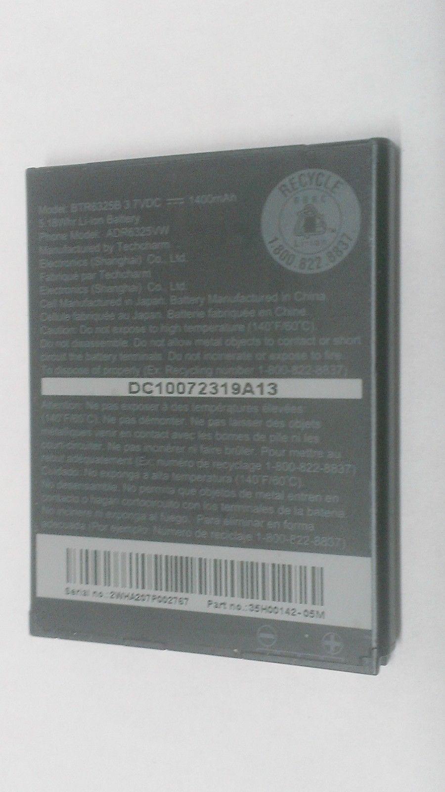 OEM HTC Merge BTR6325B Standard Battery 1400mAh 35H00142-05M  ADR6325