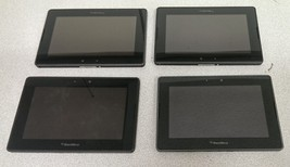 BlackBerry PlayBook 32GB, Wi-Fi, 7in Tablet  - Black *AS IS* - Broken image 1