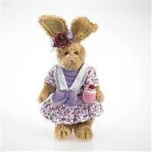 "Boyds Bears ""EMILY"" 8 Plush Rabbit - #9150-33 - NWT - Spring 2011 - $29.99"