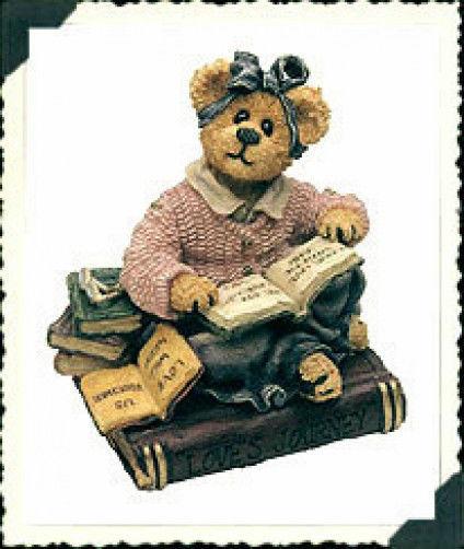 "Boyds Bearstone""'Victoria Lynn...Great Escapes""#227753*1E*NIB*2001*Retired"