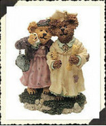 "Boyds Bearstone""Momma Berriproud w/Jamie..Seize the Day"" #227755*1E*NIB*... - $19.99"