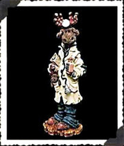 """Boyds Bears Folkstone""""Dr. R.X.Mooselberry..MakingRounds"""" #28301*Retired*1999*NIB image 1"""