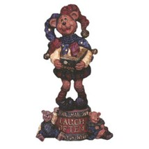 "Boyds Carvers Choice ""Jester Q Funnybones"" #370054 -LE-  NIB -1997-Retired image 2"