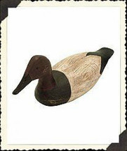 "BOYDS WILLS CREEK COLLECTION""Canvas Back Drake""DuckDecoySeries No5-NIB-#7006-NIB image 1"