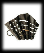 """Boyds Collection *Metal """"OLD GLORY""""Candle Holder* 8x10"""" NEW*Style #85006... - $19.99"""