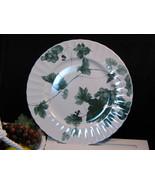 Mikasa China Garden Chinz Round Platter Chop Plate - $27.99
