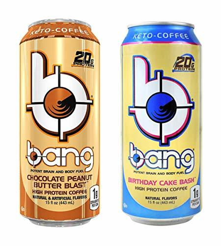 Primary image for Bang Keto Coffee 15 Ounce Cans (New Flavor Combo)