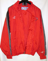 NFL Pro Line Authentic Logo AthleticTampa Bay Buccaneers nylon jacket Zip Up L image 5