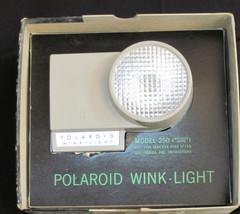 Vintage POLAROID Land Camera Wink Light Model 250 IB image 1