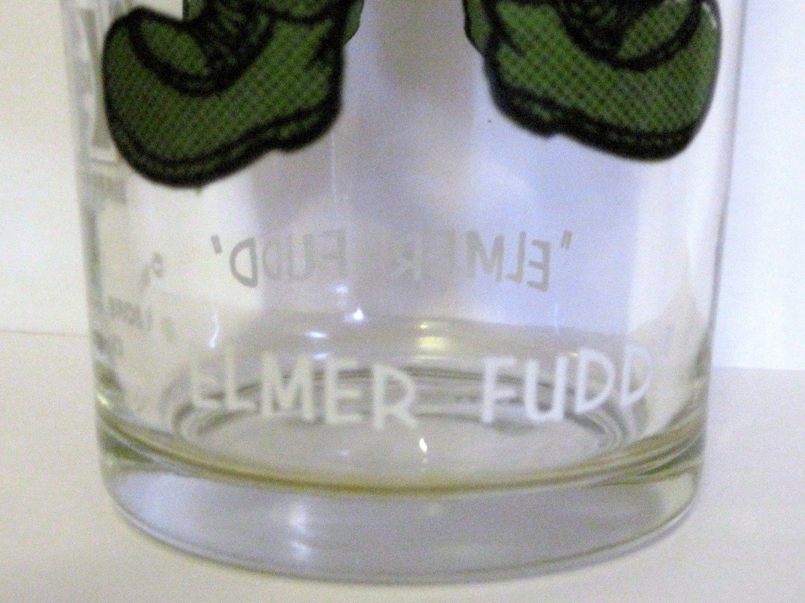 Pepsi Collector Series Glass Tumbler 1973  Elmer Fudd Looney Tunes Warner Bros image 2