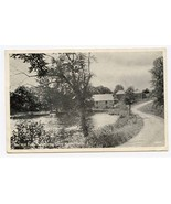 The Mill Pond Swartswood Lake Postcard Middleville New Jersey 1921 - $17.87
