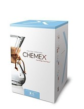 Chemex Classic Series Pour-over Glass Coffeemaker 6-Cup Exclusive Packag... - €52,54 EUR