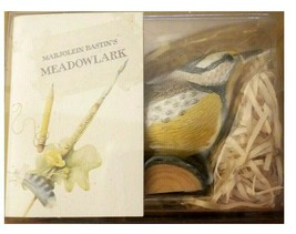 Marjolein Bastin's MEADOWLARK -  Birds At My Window  Pre-Owned in Box - $24.85