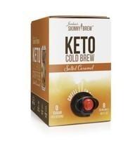 Jordan's Skinny Brew - Keto Cold Brew Coffee On Tap - Salted Caramel wit... - $18.81