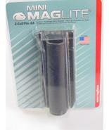 Mag Lite Flashlight miniature belt Holster Black Leather AM2A026 - $15.64