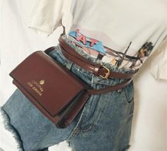 Belt Bag Women Fashion Waist Pack Travel Wallet Handbag Small High Quali... - $19.99