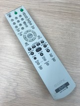 Sony RMT-D175A CD/DVD Remote Control -Tested-                               (W6)