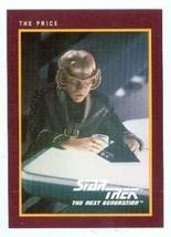 Star Trek The Next Generation card #190 The Price Ral Ferengi - $3.00