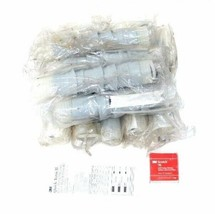 NIB 3M COLD SHRINK 5636K QTII SILICONE TERMINATION KIT (9 TERMS/KIT)