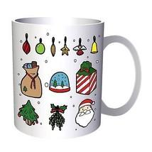 Christmas Elements Collection 11oz Mug r839 - $10.83