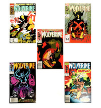 Marvel comics Comic Books Wolverine #28-32 - $24.99
