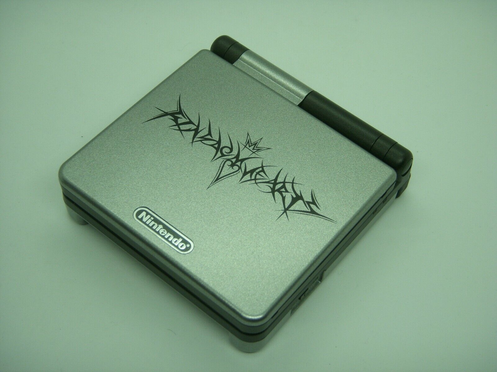 NINTENDO GAME BOY Advance SP KINGDOM HEARTS CHAIN of MEMORIES Limited Model image 2