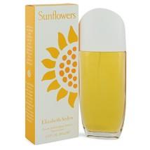 Sunflowers by Elizabeth Arden 3.3 oz Eau De Toilette Spray - $12.38