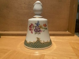 Bareuther Waldsassen Bavaria Germany Bell danbury mint Collectible From ... - $11.88